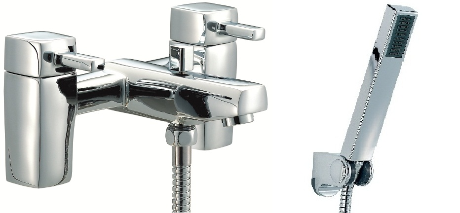 Mayfair QL Series QZ007 Bath Shower Mixer Tap